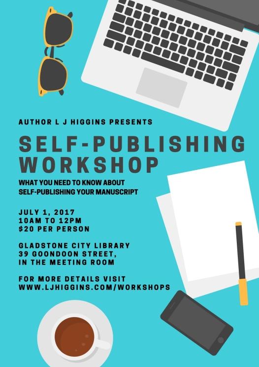 Self-PublishingWorkshop Flyer