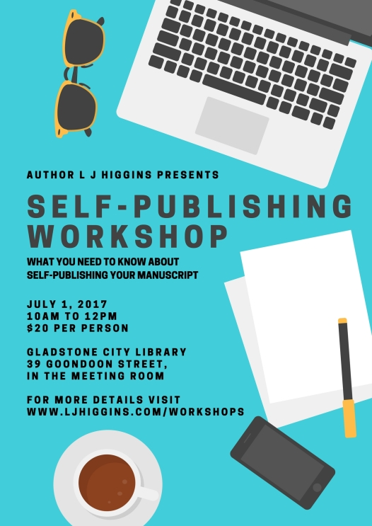 Self-PublishingWorkshop Flyer